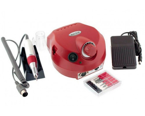 Аппарат для маникюра и педикюра Nail Drill US-202 35 W (35 000 об/мин)
