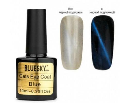Верхнее покрытие (Топ) Bluesky Cats Eye Top Coat  Blue (Синий)