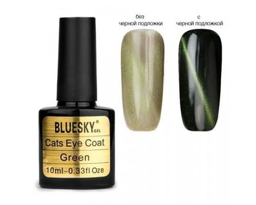 Верхнее покрытие (Топ) Bluesky Cats Eye Coat  Green (Зеленый)