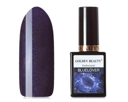 Гель-лак Bluesky Golden Beauty Bluelover №05 (Сине-фиолетовый с перламутром)