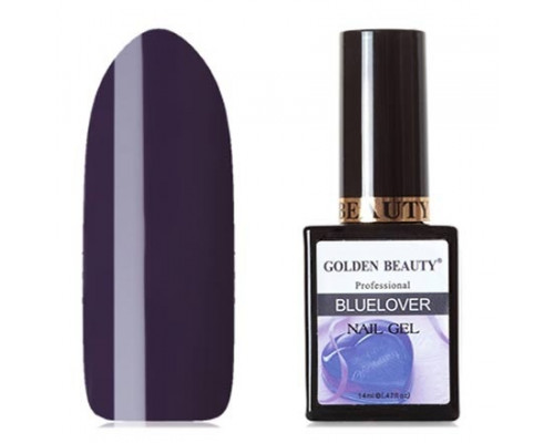 Гель-лак Bluesky Golden Beauty Bluelover №06 (Баклажановый)