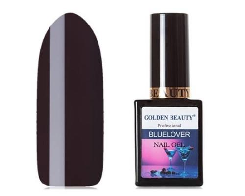 Гель-лак Bluesky Golden Beauty Bluelover №07 (Глубокий фиолетовый)