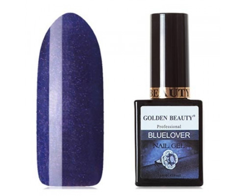 Гель-лак Bluesky Golden Beauty Bluelover №01 (Индиго)