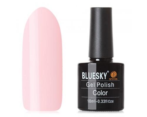 Гель-лак Bluesky Camellia №03 (Бело-розовый)
