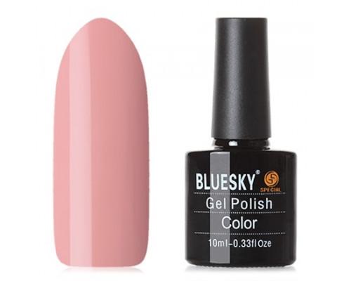 Гель-лак Bluesky Camellia №17 (Розово-бежевый)