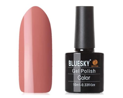 Гель-лак Bluesky Camellia №20 (Медно-коричневый)