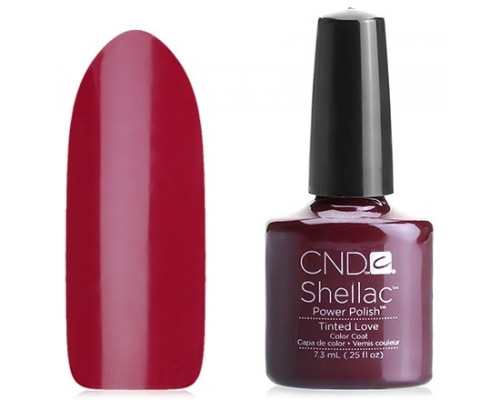 CND Shellac Forbidden Tinted Love 7,3 мл