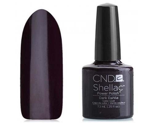 CND Shellac Forbidden Dark Dahila 7,3 мл