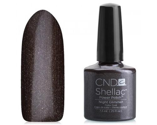 CND Shellac Forbidden Night Glimmer 7,3 мл