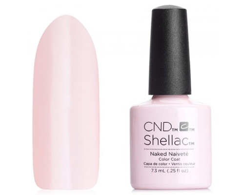 CND Shellac Contradictions Naked Naivete 7,3 мл