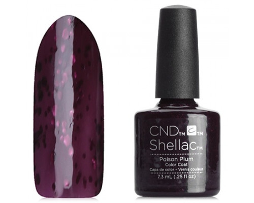 CND Shellac Contradictions Poison Plum 7,3 мл