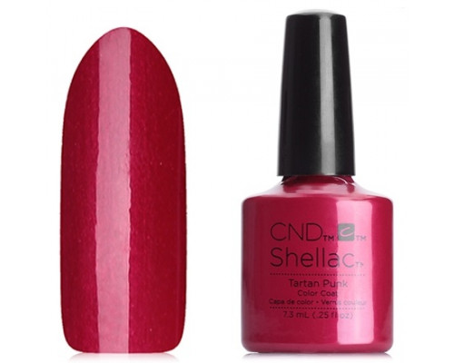 CND Shellac Contradictions Tartan Punk 7,3 мл