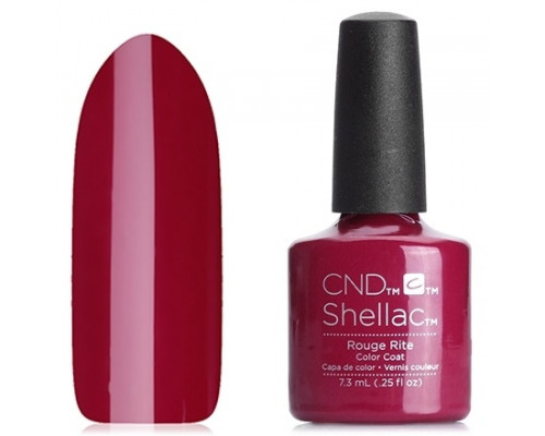 CND Shellac Contradictions Rouge Rite 7,3 мл