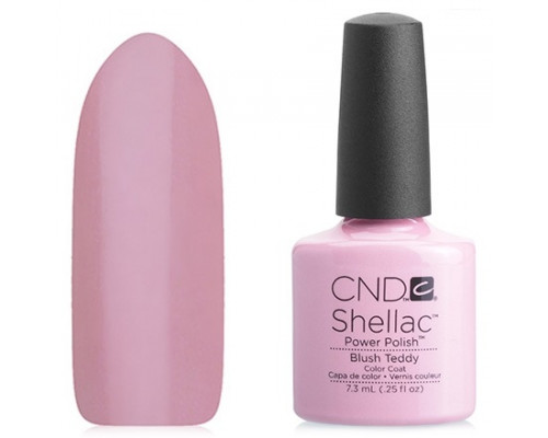CND Shellac Intimates Blush Teddy 7,3 мл