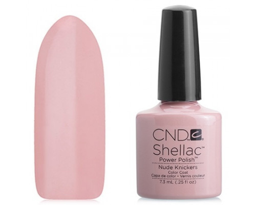 CND Shellac Intimates Nude Knickers 7,3 мл