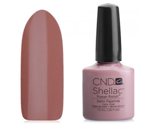 CND Shellac Intimates Satin Pajamas 7,3 мл