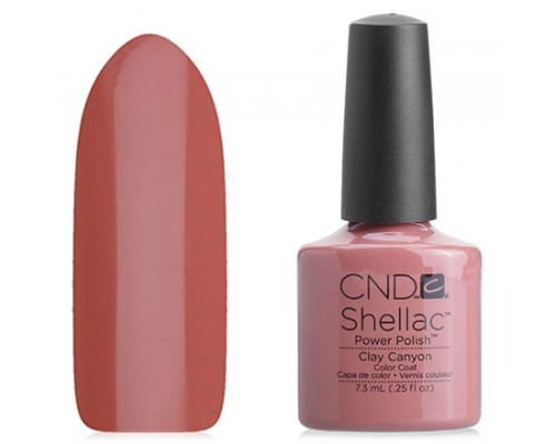 CND Shellac Open Road Clay Canyon 7,3 мл