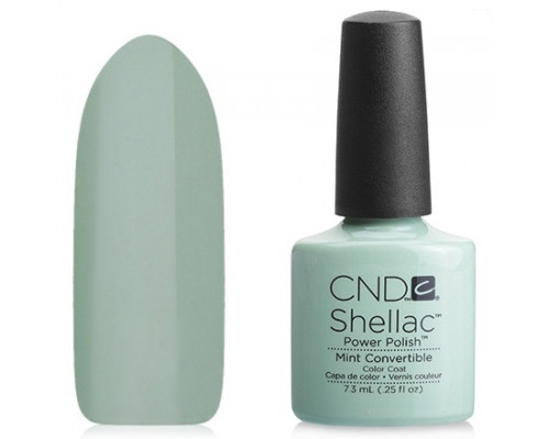 CND Shellac Open Road Mint Convertible 7,3 мл