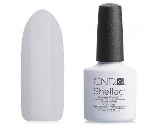 CND Shellac Cream Puff 7,3мл