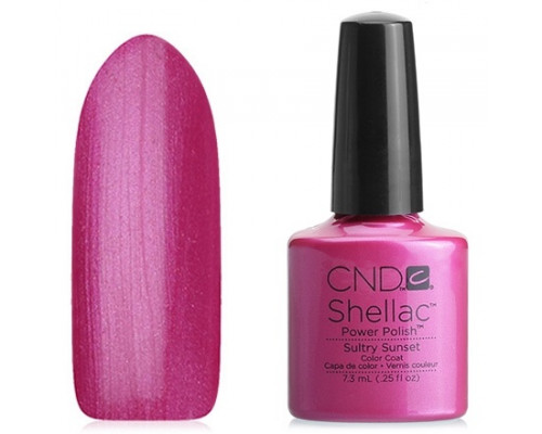 CND Shellac Paradise Sultry Sunset 7,3 мл