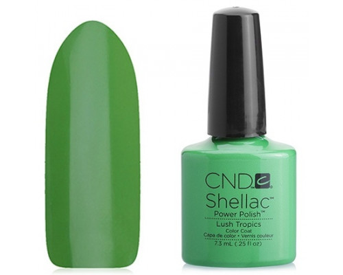 CND Shellac Paradise Lush Tropics 7,3 мл