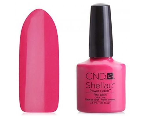 CND Shellac Summer Splash Pink Bikini 7,3 мл