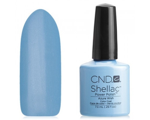 CND Shellac Azure Wish 7,3 мл