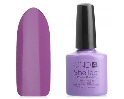 CND Shellac Lilac Longing 7,3 мл