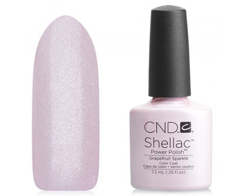 CND Shellac Grapefruit Sparkle 7,3 мл