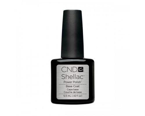 CND Shellac Base Coat базовое покрытие (основа) 12,5мл