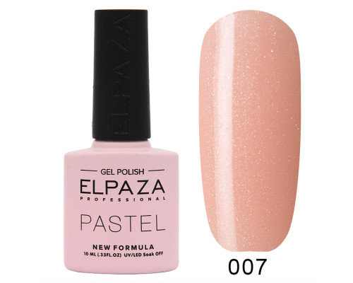 Гель-лак Elpaza 007 Pastel Валенсия