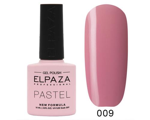 Гель-лак Elpaza 009 Pastel Подиум