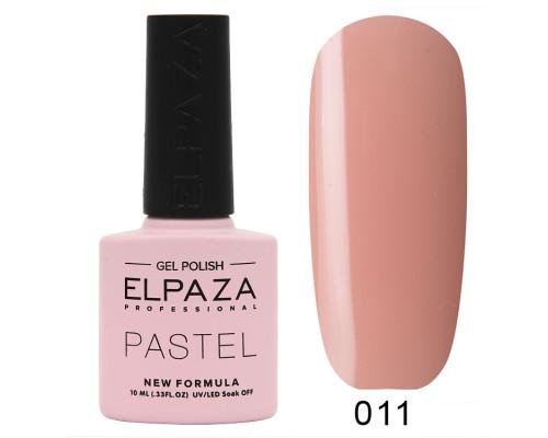 Гель-лак Elpaza 011 Pastel Натуральный