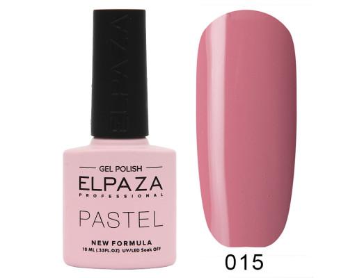 Гель-лак Elpaza 015 Pastel Барселона