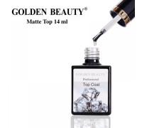 Matte Top (Матовый топ) Golden Beauty Bluesky 14 ml