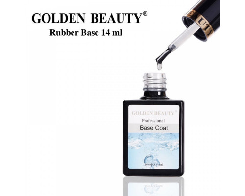 Rubber Base (Каучуковая база) Golden Beauty Bluesky 14 ml