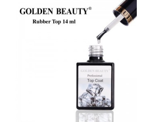 Rubber Top (каучуковый топ) Golden Beauty Bluesky 14 ml