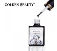 Top (Топ) Coat Golden Beauty Bluesky с липким слоем 14 мл