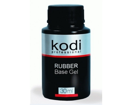 Каучуковая база Kodi Professional Rubber Base 30 мл