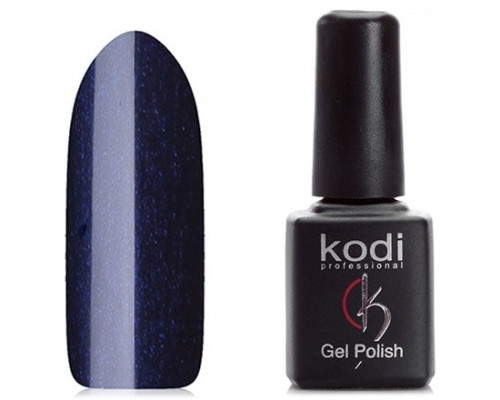 Гель-лак KODI №16 (Темно-синий с перламутром)