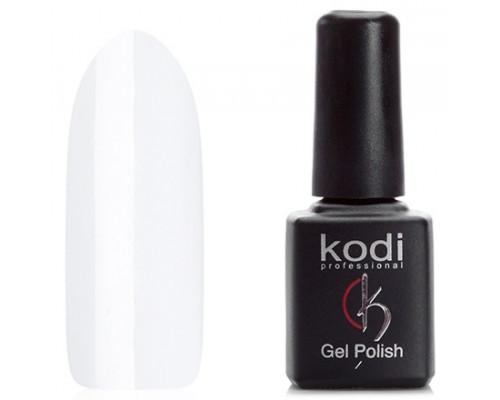 Гель-лак KODI №33 (Ярко-белый)
