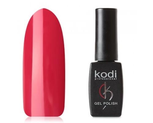 Гель-лак KODI №46 (Ярко-клюквенный, темно-розовый)