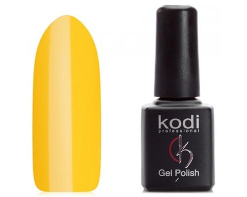 Гель-лак KODI №58 (Ярко-лимонный)