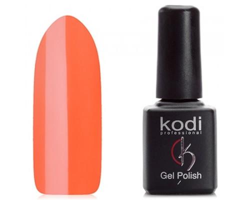 Гель-лак KODI №61 (Светло-рыжий, оранжевый)