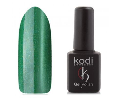 Гель-лак «Кошачий глаз», Kodi, Moon Light, № 746 (Травянисто-зеленый, перламутровый, с микроблестками)