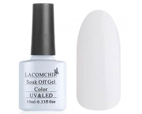 Гель-лак Lacomchir NC 01 (Белый)