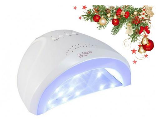 Гибридная лампа SUN ONE белая 48W UV/LED