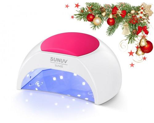 Гибридная лампа UV/LED SUN 2C 48W