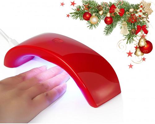 Лампа SUN mini (Ручка) UV+LED 12W