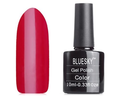 Гель-лак Bluesky Shellac, цвет N18 (Вишневый)